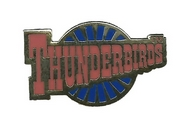Thunderbirds Roundel Pin