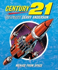 Menace From Space Classic Thunderbirds Classic Comic Strip Album