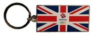 Team GB Union Jack Keyring
