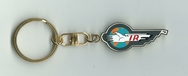 Official Thunderbirds International Rescue Keyring