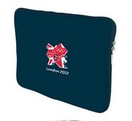London 2012 Logo Neoprene Laptop Cover - 15