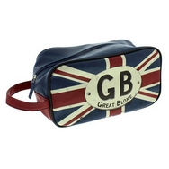 Union Jack Great Bloke Travel Wash Bag