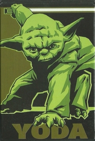 Star Wars Hardback Pocket Notebook - Yoda
