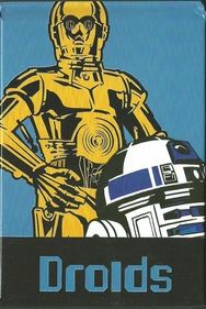 Star Wars Hardback Pocket Notebook - Droids