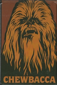 Star Wars Hardback Pocket Notebook - Chewbacca