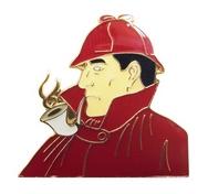Sherlock Holmes Pin