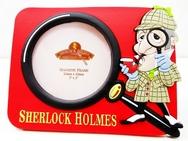 Sherlock Holmes Magnetic Photo Frame