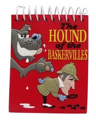 Hounds Of The Baskervilles Jotter Pad