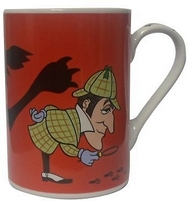The Hound Of The Baskervilles Mug