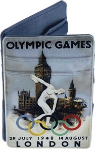 Olympic Heritage Museum - London 1948 Logo Trick Wallet