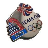 Team GB Mount Fujiyama Pin