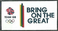 Team GB - Bring On The Great Limited Edition Pin