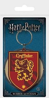 Gryffindor Ruberised Key Chain