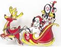 Team GB Pride Limited Edition Rio 2016 Christmas Olympic Pin