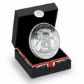 The 2010 Countdown to London 2012 Silver Proof £5 Coin