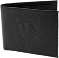 London 1948 Heritage Logo Wallet - Black