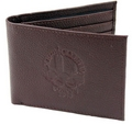 London 1948 Heritage Logo Wallet - Brown