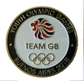 Team GB Youth Olympic Games Coin