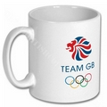 Team GB Archery Mug