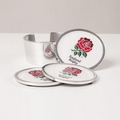 England Rugby Drinks Coaster (6 Coasters)