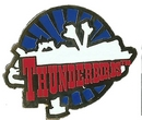 Thunderbird Five Roundel Pin