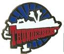 Thunderbird Five Roundel Pin