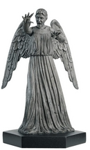 Doctor Who Weeping Angel Statue