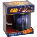 Official Star Wars LightSaber Duel Mug