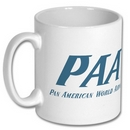 Official Pan Am PAA Logo Mug