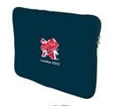 London 2012 Logo Neoprene Laptop Cover - 15""