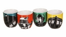 Doctor Who Egg Cups