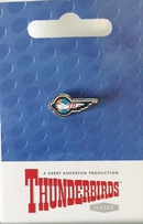 International Rescue Logo Mini Pin