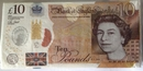 Novelty £10 Note Design 3 Ply Paper Napkins