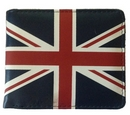 Union Jack PU Leather Wallet