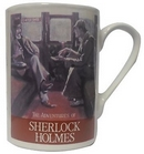 Sherlock Holmes Silver Blaze Mug