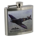 RAF Spitfire Hip Flasks