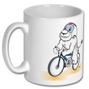 Team GB Cycling Mug