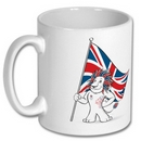 Team GB Flag Mug