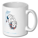 Team GB Diving Mug