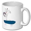 Team GB Gymnastics Mug