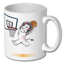 Team GB Pride Basketball Mug
