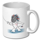 Team GB Pride Fencing Mug
