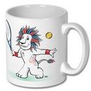 Team GB Pride Tennis Mug