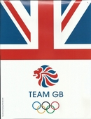 Team GB Union Jack Bunting