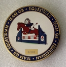 Team GB Equestrian Coin