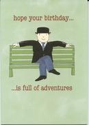 Mr Benn Adventure Birthday Card