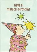 Mr Benn Magical Birthday Card