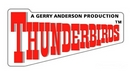 Official Thunderbirds Logo Pin