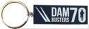 Official RAF Dambusters Logo Keyring