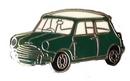 Mini Cooper Pin